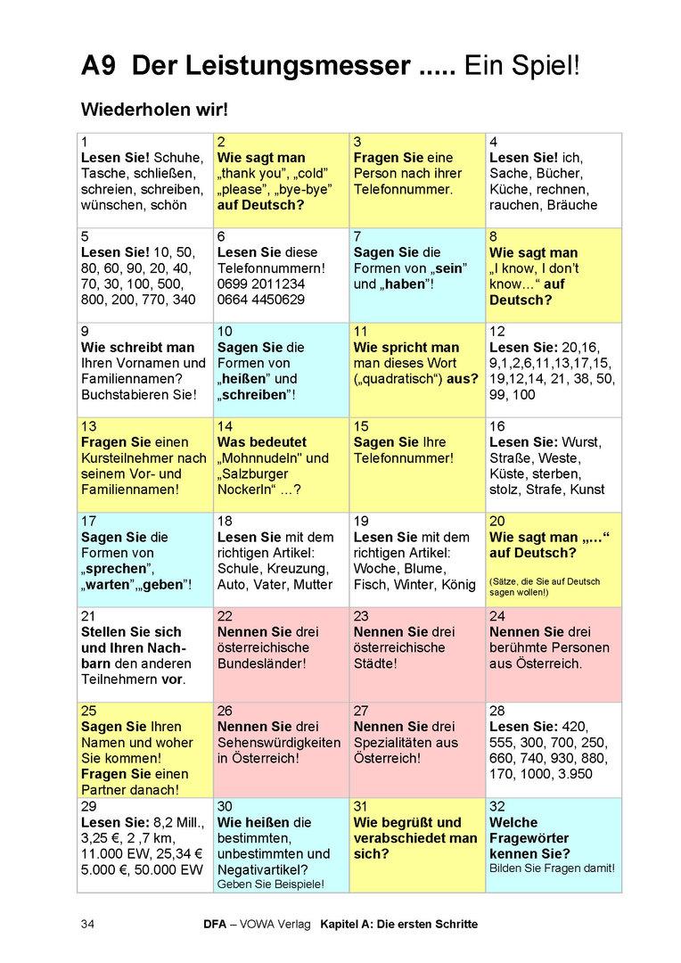 Schülerbuch HALLO 1 - Deutsch, 1. Lernjahr