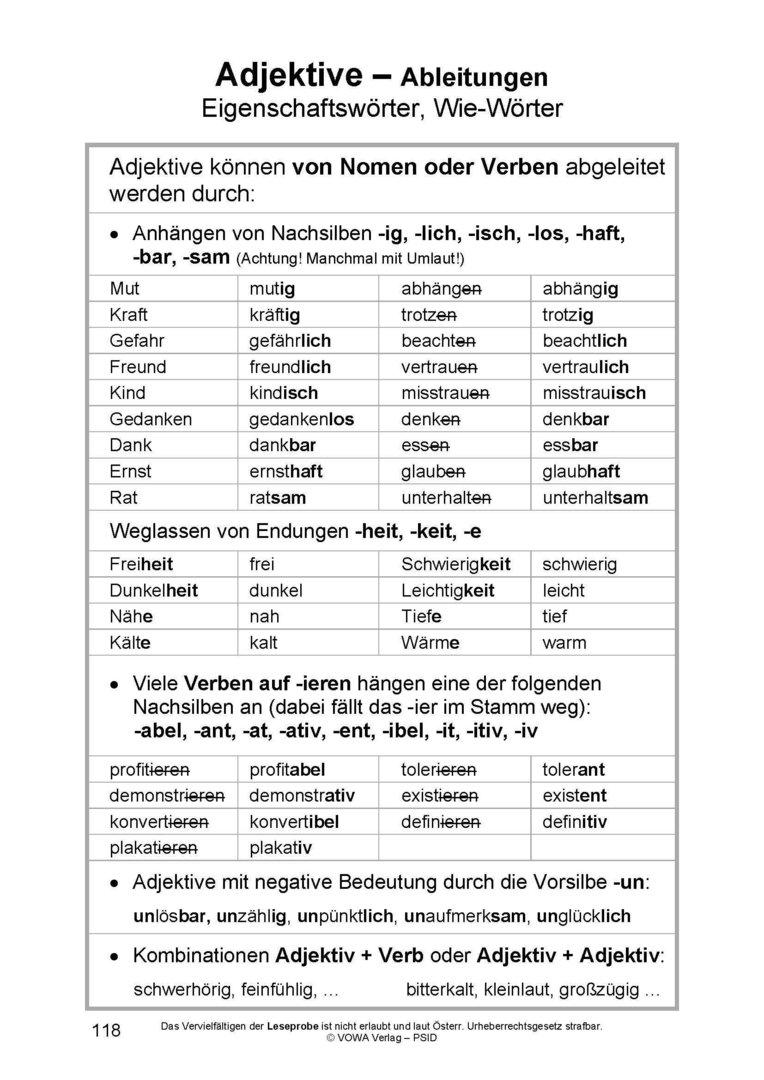 Perfektionieren Sie Ihr Deutsch - Fremdsprachen lernen leicht gemacht!